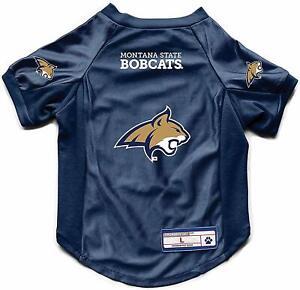 Littlearth NCAA Montana State Bobcats Pet Dress Extra Small