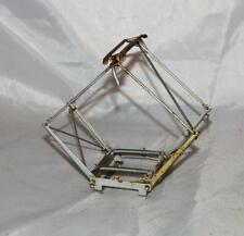 LGB #63403 G scale Double Arm Silver Pantograph for Electrics, Crocodile Used