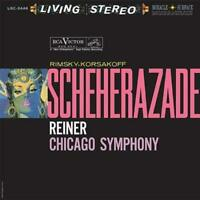 Fritz Reiner - Rimsky-Korsakoff: Scheherazade Vinyl Analogue Productions NEW LP