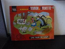 JAN24 ---- SYLVAIN SYLVETTE format à l'italienne  n° 78