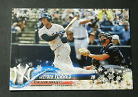 2018 Topps Walmart Holiday Snowflake #HMW182 Gleyber Torres Rookie RC - NM-MT/MT