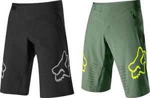 Fox Racing Defend Shorts - Mountain Bike MTB BMX XC Mens Gear