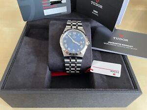 BNWT Tudor Royal Automatic 38mm Blue Dial Mens Watch