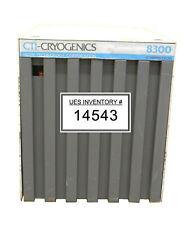 Cti Cryogenics 8052000 Cryogenic 8300 Compressor Cryopump Tested Working Surplus