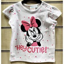 Disney Baby Minnie Mouse T-Shirt * weiß * kurzarm Größe 62 bis 86 NEU/OVP