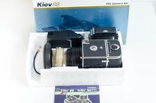 Kiev-88 TTL + MC Volna-3 2.8/80 medium format 6x6 film camera. MINT