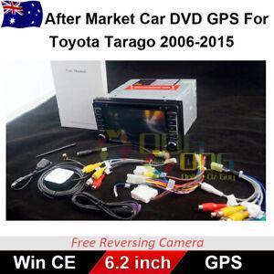 """6.2"""" Car DVD GPS Nav Head Unit Stereo For Toyota Tarago 2006-2019 Model"""