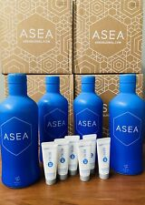 ASEA REDOX 4 x 960ml water + 6 Renu28 Samples