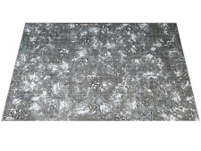 2'x3' RPG Winter Playmat gaming mat dnd D&D roleplaying board pathfinder dungeon