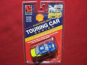 Life-Like Mark Larkham Ford Falcon Touring V8 Supercars HO Slot Car Fit AFX Tyco