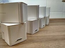 Bose Premium Jewel Double Cube 5.0 Set activement roomate Center Lifestyle Blanc