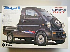 Fujimi 1:24 Scale Daihatsu Midget ll Model Kit - New - Kit # 1500.1/24.03266