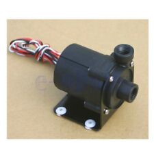 DC 12V 0.8A 10W Water Pump for PC Water Cooling Motor Brushless 3-pin Plug HM