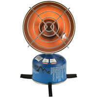 Mini Heater Tent Gas Stove Outdoor Camping Fishing Warming Cover Gas Tank Heater