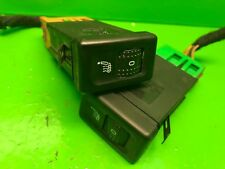 Ford Galaxy MK2 SET LEFT RIGHT heated seat control switch 7M5963563B