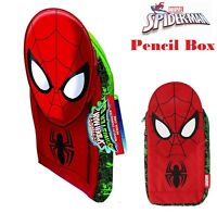 Brand New Marvel Spider-man Novelty Character Pencil Stationary Case
