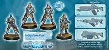 Infinity BNIB PanOceania - Indigo Spec-Ops (Panoceania)