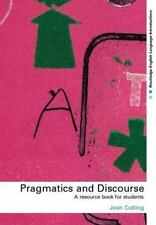 Pragmatics and Discourse: A Resource Book for Students (Routledge English