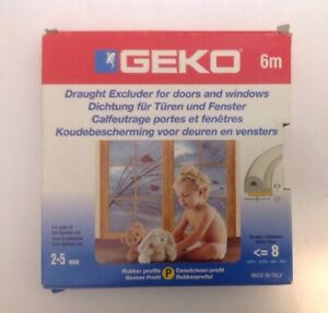 Geko Draught Excluder For Doors And Windows