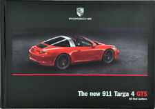 Porsche 911 Targa 4 GTS 2015 brochure JAPANESE JP/WW Version