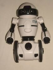 WOWWEE MiP WHITE/BLACK BLUETOOTH/ROBOT CONTROL W/I PHONE OR ANDROID