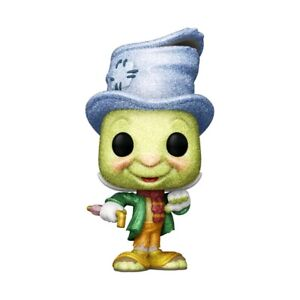 Pinocchio - Street Jiminy Diamond Glitter US Exclusive Pop! Vinyl [RS]