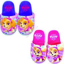 Paw Patrol Pantoffeln Hausschuhe Schuhe Größe 25-32 Disney Kinder Pat slipper