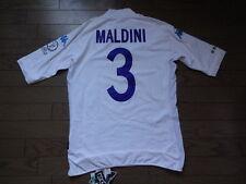 Italy #3 Maldini 100% Original Jersey Shirt XL 2002 Away Still BNWT Rare