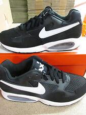 Nike air Max St Hommes US 10 Noir Chaussure de Course Tache 6221