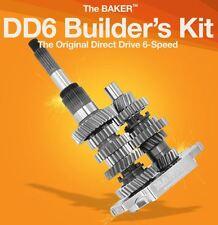 BAKER DD6 DIRECT DRIVE 6-SPEED BUILDERS GEAR SET HARLEY 1990-06 FL FX DYNA DD411