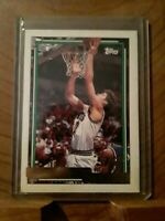 Christian Laettner 1992-93 Topps GOLD #334 Rookie Basketball Card
