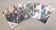 Marvel Comics CABLE (2017) 1 2 3 4 5 + DIGITAL: Robinson, 1st Prints, VF+/NM