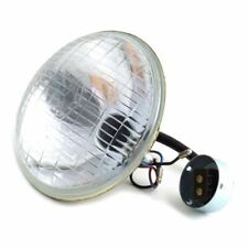 """5.3/4"""" Inch Headlamp Unit, Miller Type for Classic Motorcycle"""