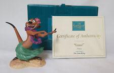 WDCC The Lion King Timon Luau Disney Figure W/ Box & COA 11K 411970