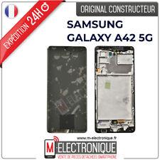 ECRAN LCD NOIR ORIGINAL SAMSUNG GALAXY A42 5G SM-A426B