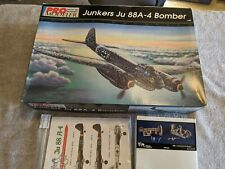 Lot 272 - JU88A-4  - 1/48 Scale  -Pro Modeler with Upgrades