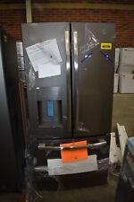 "Ge Gfe24Jmkgfes 33"" Slate French Door Refrigerator Nob #39996 Hrt"