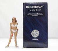"Corgi Icon James Bond 007 ""Honey Rider"" 3"" Figure (2nd Ed) #F04021"
