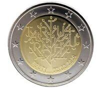 2 Euro Estland 2020 Friedensvertrag von Tartu