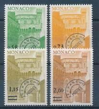 628782) Monaco Nr.1301-4** Vorausentwertungen