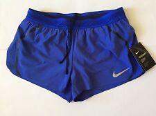 "Ladies NIKE AEROSWIFT Running Shorts Dri Fit Size Small (3"")"