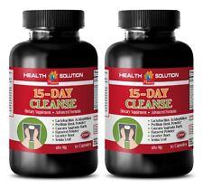 Weight loss pills for men - 15 DAY CLEANSE -2B - psyllium husk detox