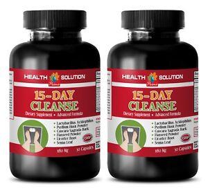Weight loss women that work fast - 15 DAY CLEANSE -2B - psyllium husk capsules