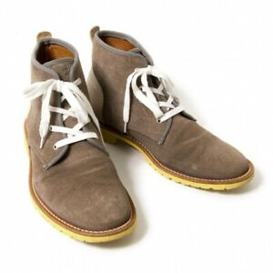 JUNYA WATANABE MAN Suede Boots Size M(US About 9)(K-62626)