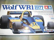 Tamiya 1/20 Wolf WR1 1977  F1 Model GP Car Kit #20064