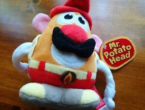 Mr Potato Head Soft Toy