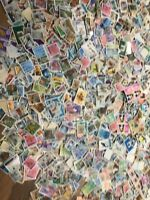 Rhodesia stamps 2800+ off paper H RH