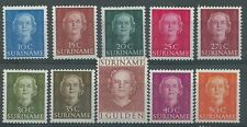 Suriname   no  285 / 294   Ongebruikt    zie scan   20