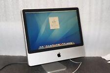 "Apple iMac 20"" A1224 (2007) Intel Core 2 Duo 2.4GHz, 2GB, 320GB SATA"