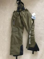 Spyder US Ski Team Insulated Pants - never worn. NWT XL